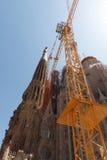 Sagrada Familia Royalty Free Stock Photos