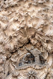 Sagrada Familia Detail  Royalty Free Stock Photography