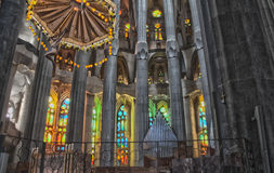 Sagrada Familia Stock Photography