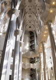 Sagrada Familia 09 Stock Photography