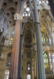 Sagrada Familia 11 Royalty Free Stock Photos