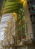 Sagrada Familia 26 Royalty Free Stock Photography