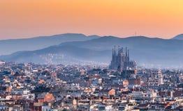 Free Sagrada Familia Of Barcelona City,Spain Stock Photography - 85811712