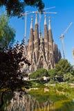 Sagrada Familia P Fotografia Stock Libera da Diritti