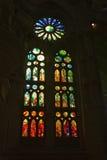 The Sagrada Familia Royalty Free Stock Photos
