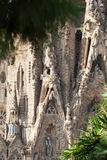Sagrada Familia Temple Royalty Free Stock Image