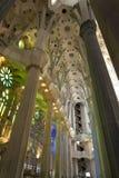 The Sagrada Familia Stock Photos