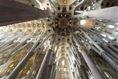 The Sagrada Familia Royalty Free Stock Image