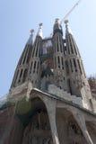 Sagrada Família Stock Images