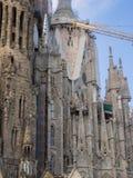 Sagrada Família Stock Photo