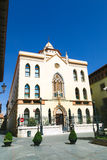 Sagrado Corazon de Jesus Residence in Teruel Stockfotos