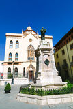 Sagrado Corazon de Jesus Residence in Teruel Royalty Free Stock Photos
