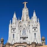 Sagrat Cor Basilica fotografering för bildbyråer