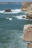 sagres пляжа Стоковое Фото