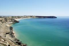 Sagres, Algarve, Portogallo Fotografie Stock Libere da Diritti