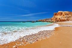 Sagres Algarve Portugal Stock Afbeelding