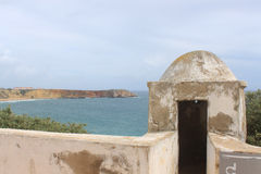 Sagres fortification Stock Images