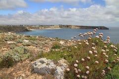 Sagres landscape Stock Images