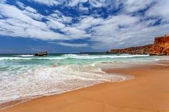 Sagres o Algarve Portugal Fotografia de Stock