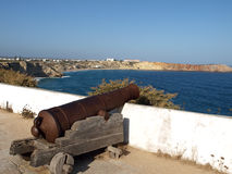 Sagres Point Stock Photography