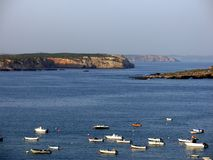 Sagres Port Royalty Free Stock Images