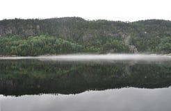 Saguenay Fjord, Quebec, Canada.  royalty free stock photo