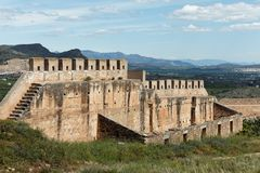 Sagunto Royalty Free Stock Photography