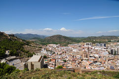 Sagunto (Spain) Royalty Free Stock Images
