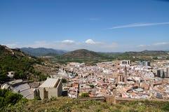 Sagunto (Spain) Royalty Free Stock Images