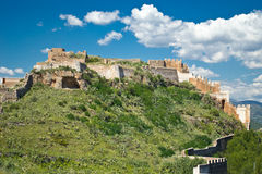 Sagunto (Spain) Royalty Free Stock Photography