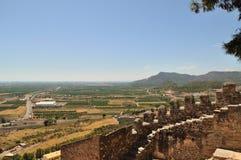Sagunto (Spanien) Stockbild