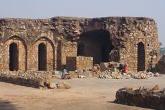 Sah Kotla de Feroz Imagenes de archivo