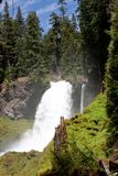 Sahalie Falls Royalty Free Stock Photos