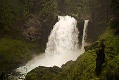 Sahalie Falls Stock Images