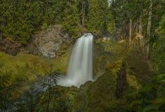 Sahalie Falls Stock Photo