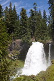 Sahalie Falls waterfall Royalty Free Stock Image