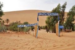 Sahara Royalty Free Stock Images