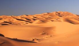 Sahara Zdjęcie Stock