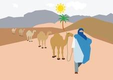 Sahara stock abbildung