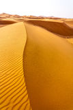 Sahara-Dünen Lizenzfreie Stockfotos