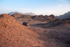 The Sahara Desert Royalty Free Stock Photos