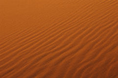 Sahara Desert. The sand dunes of Erg Chebbi in the Sahara Desert near Merzouga, Morocco Stock Images