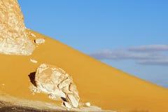 Sahara desert Zdjęcia Royalty Free