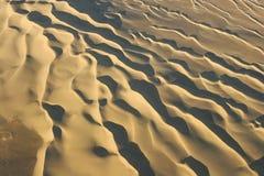 Sahara desert, aerial view Stock Images
