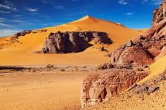 Sahara Desert, Algeria Royalty Free Stock Photography