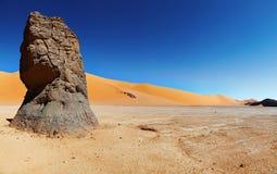 Sahara Desert, Algeria Royalty Free Stock Photo