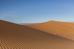 Sahara desert Stock Photography