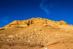 Sahara desert Egipt Zdjęcia Royalty Free