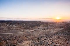 Sahara desert Egipt obraz royalty free