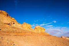Sahara Desert. Egypt Royalty Free Stock Photos